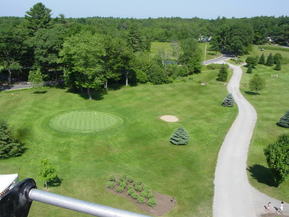 Family Golf Course In Wells Maine